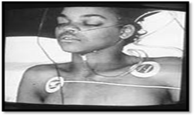 Tawana Brawley in Hospital