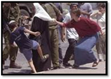 Palestinians Killed and Scorned by Jews