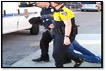 Freddie Gray dragged (2)