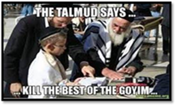 Talmud -- Kill the best of the goyim