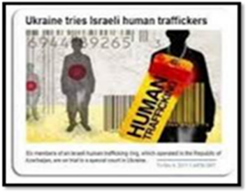Israel-Islamic State Trafficking in Body Parts