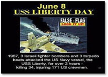 U.S.S. Liberty Attacks America