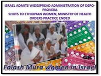 Ethiopian Women and Depo Provera