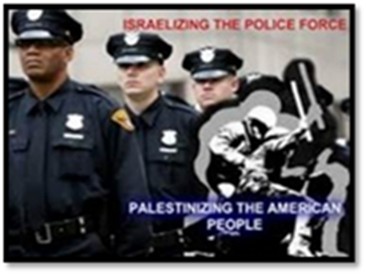 Israelizing the Police
