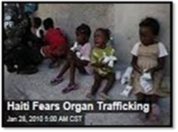 Israel Steals Kidneys from Haiti